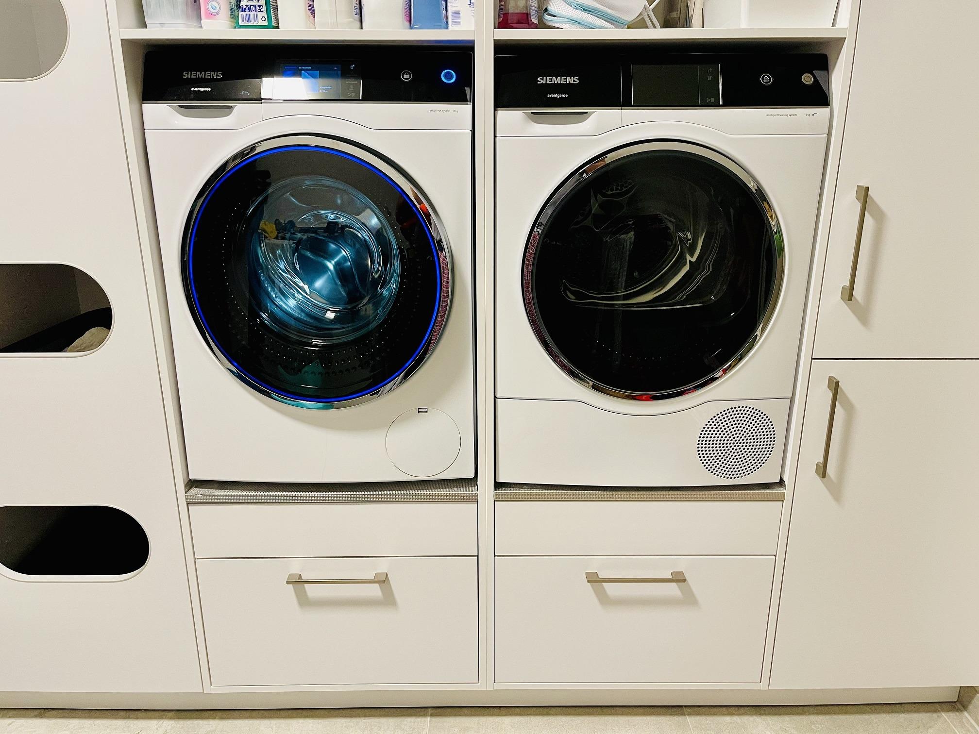 Ein Jahr Siemens Avantgarde Waschmaschine