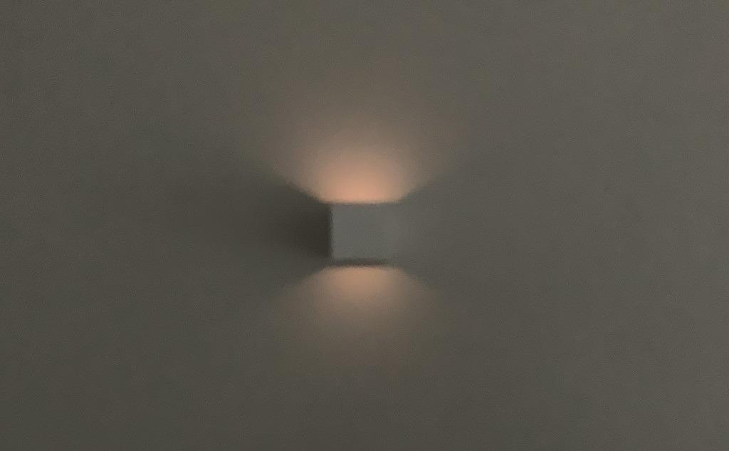 LED leuchtet weiter